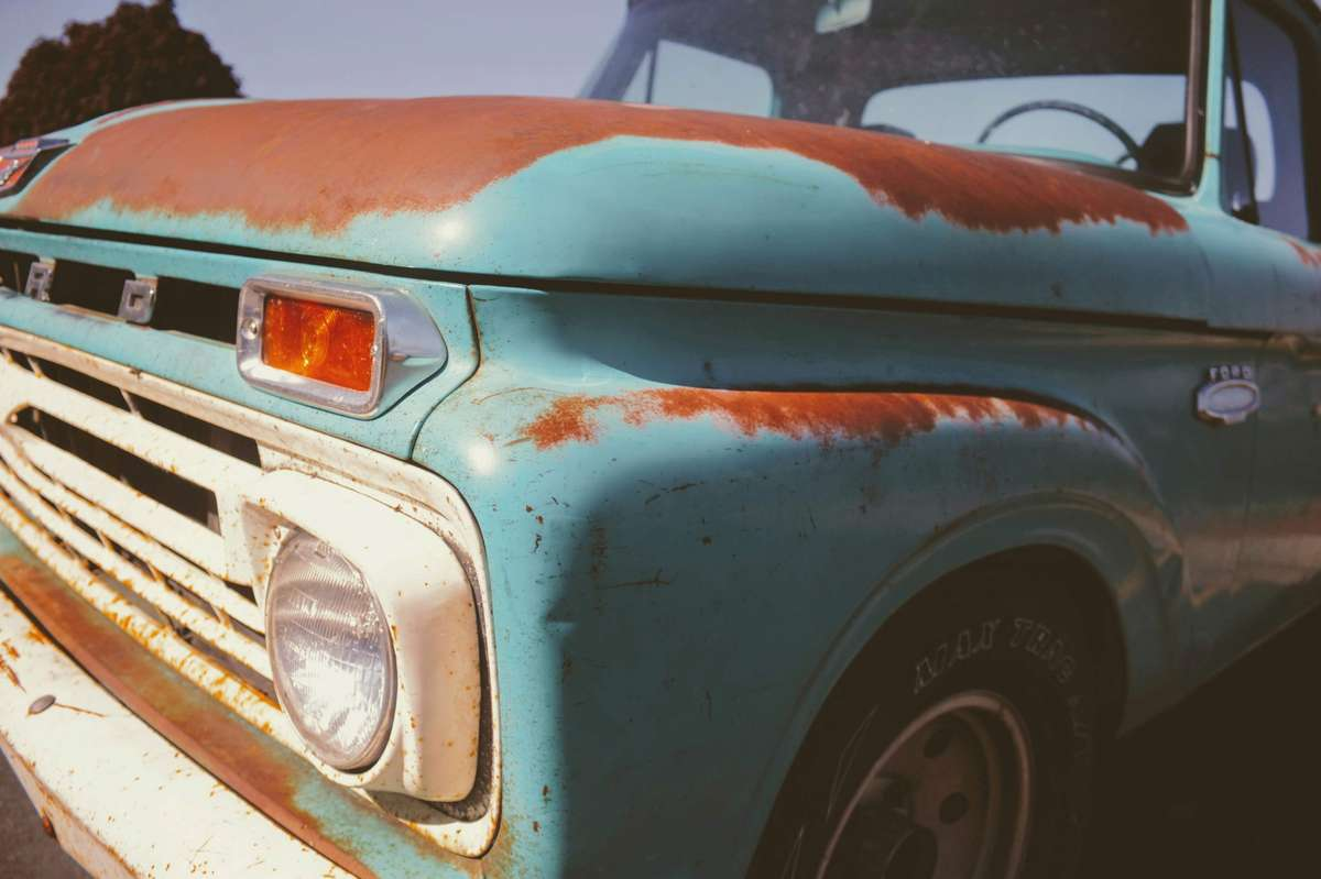 old ford