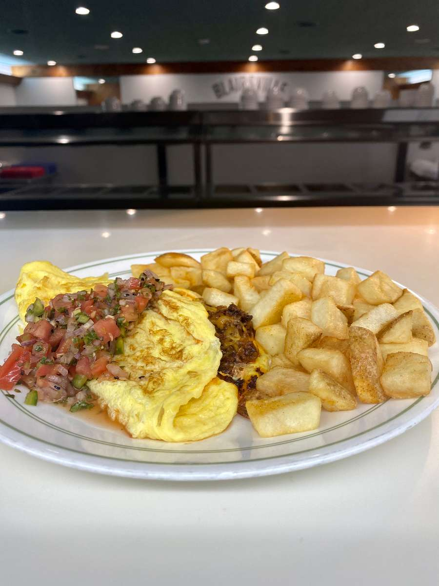 South-of-the-border Omelette