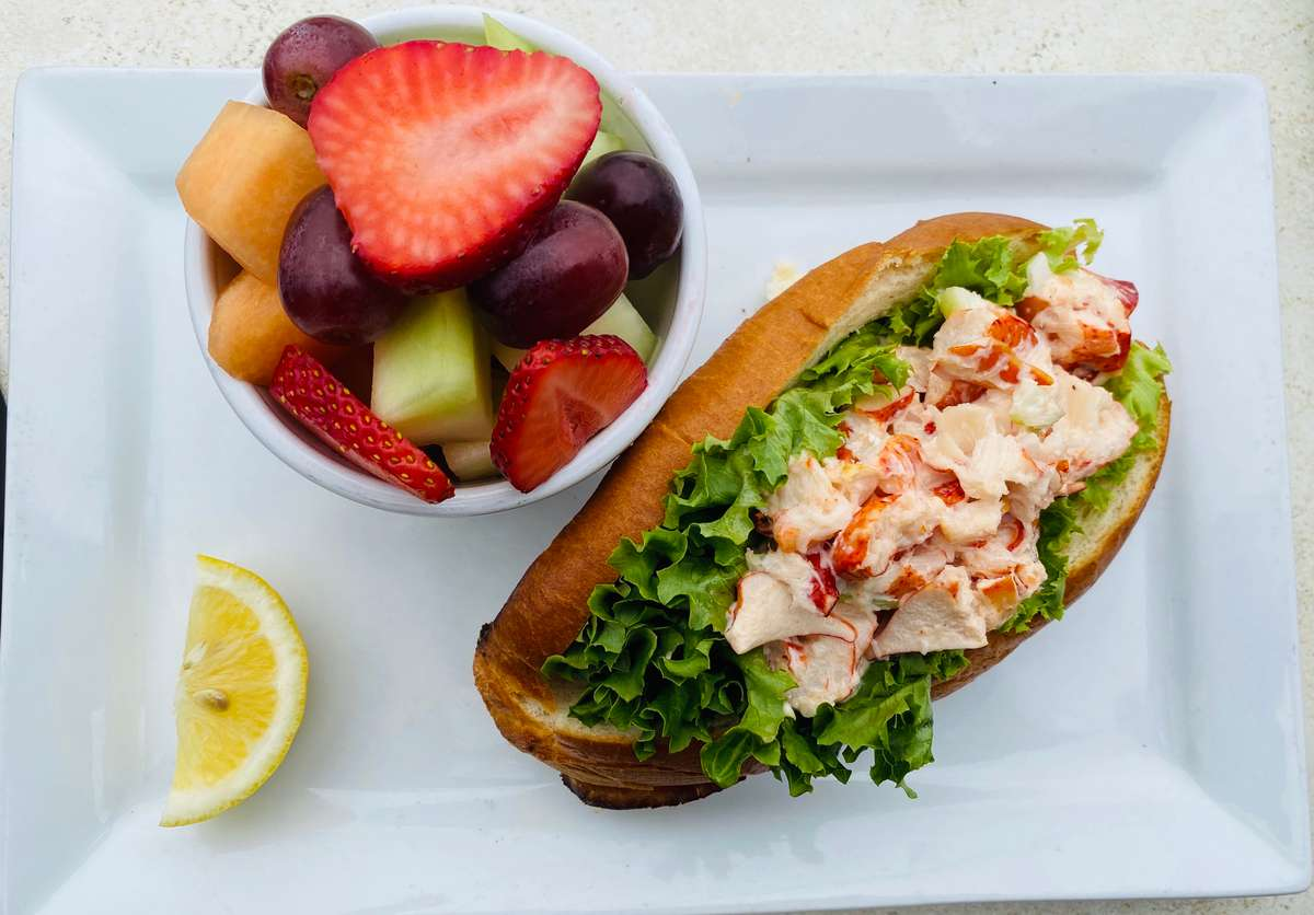 Cold Lobster Roll