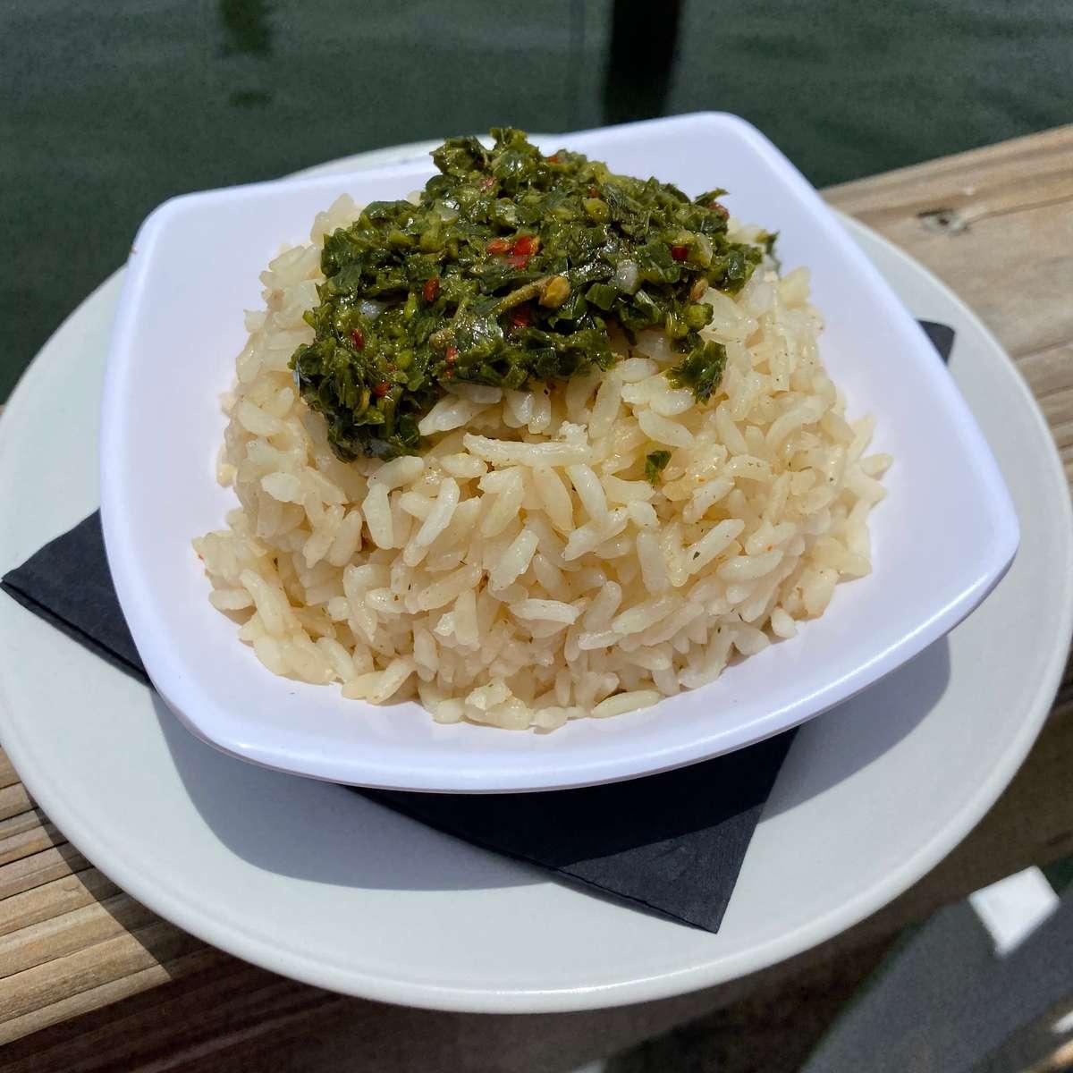 Chimichurri Rice