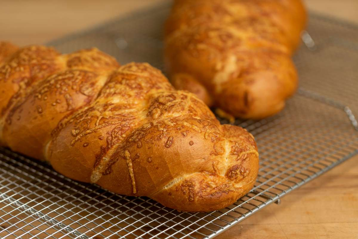 Handcrafted Twist Loaf