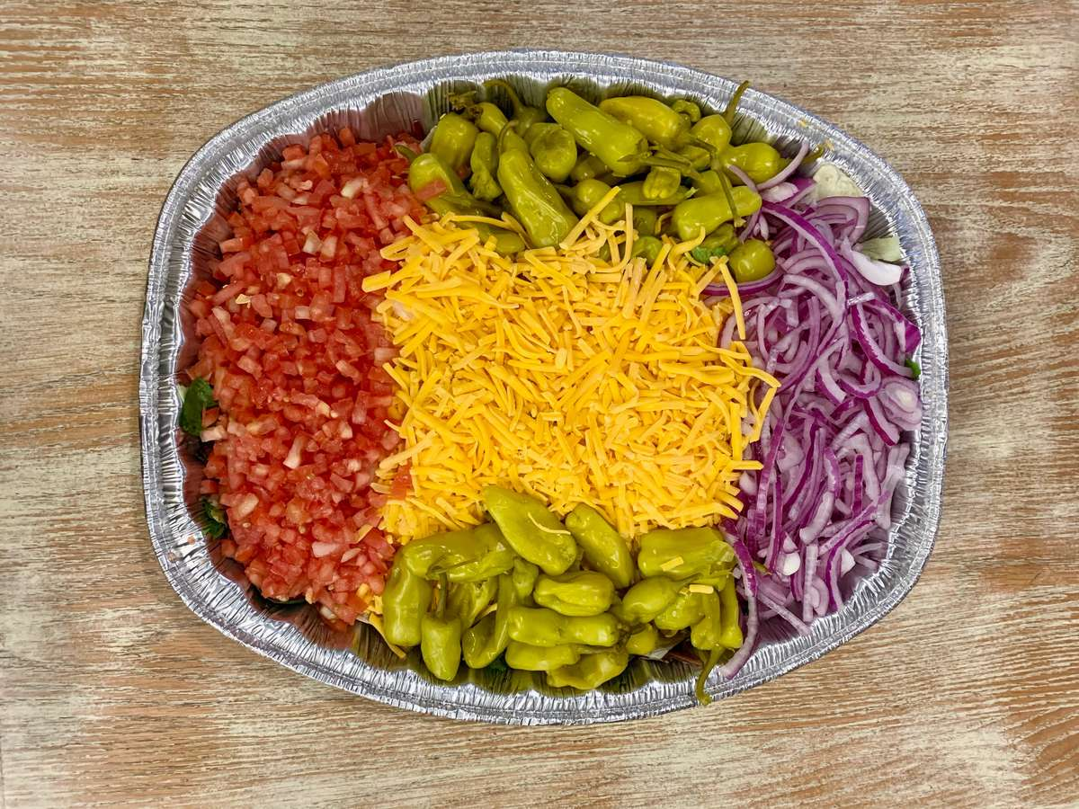 Family Style House Salad