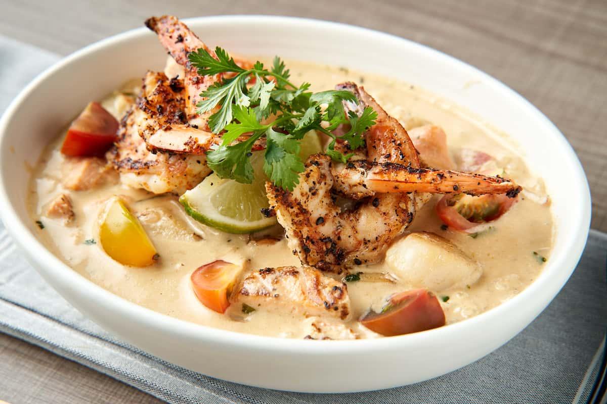 Ling's Seafood Hot Pot