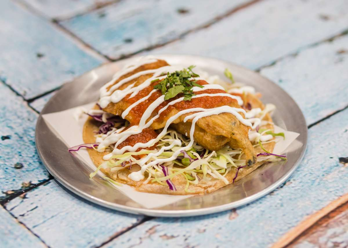 Chile Relleno Taco