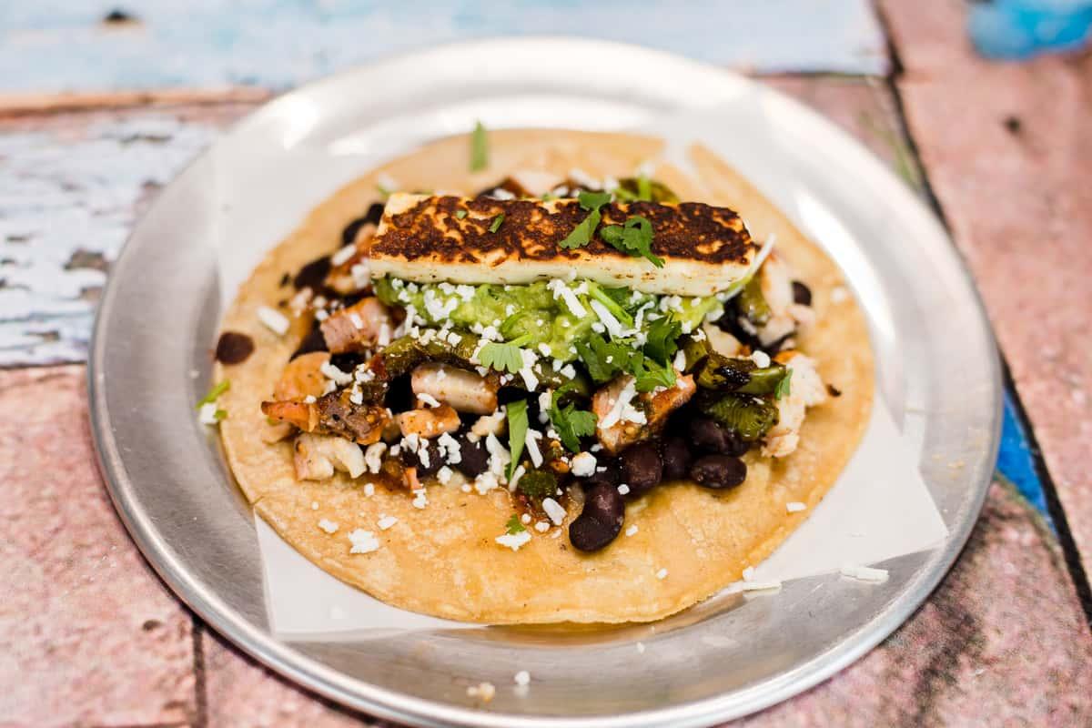 EL Mexicano Taco