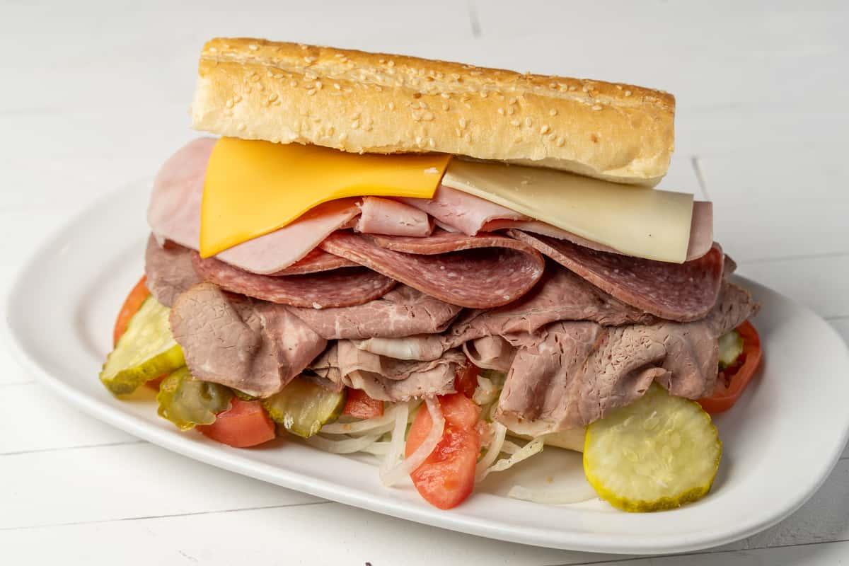 6 Inch Sub Sandwich Special