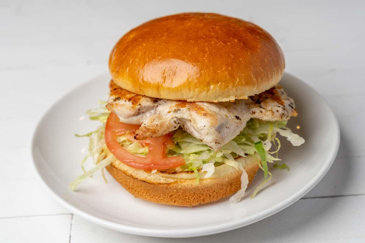 Chicken Breast Sandwich Special