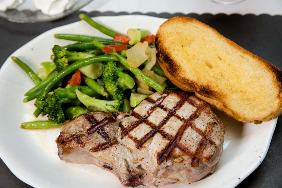 Double Thick Prime Pork Chop (1)