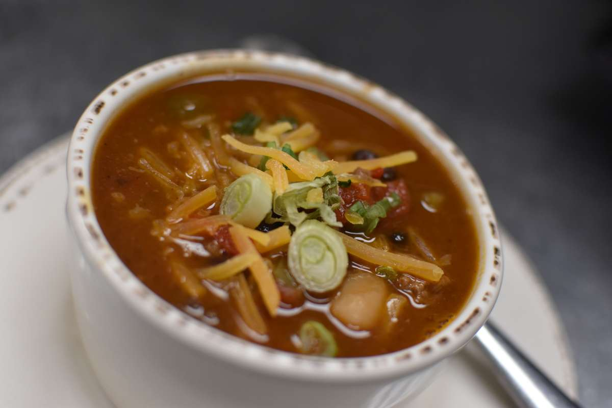 Soup of the Moment