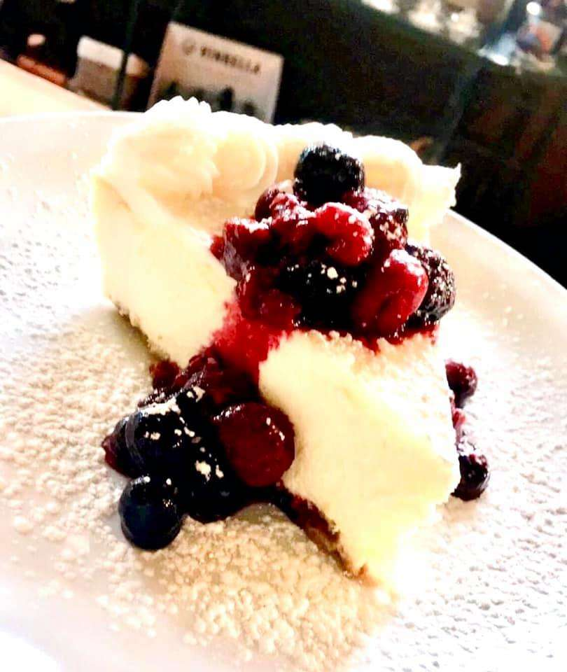 Ever Changing Cheese Cake
