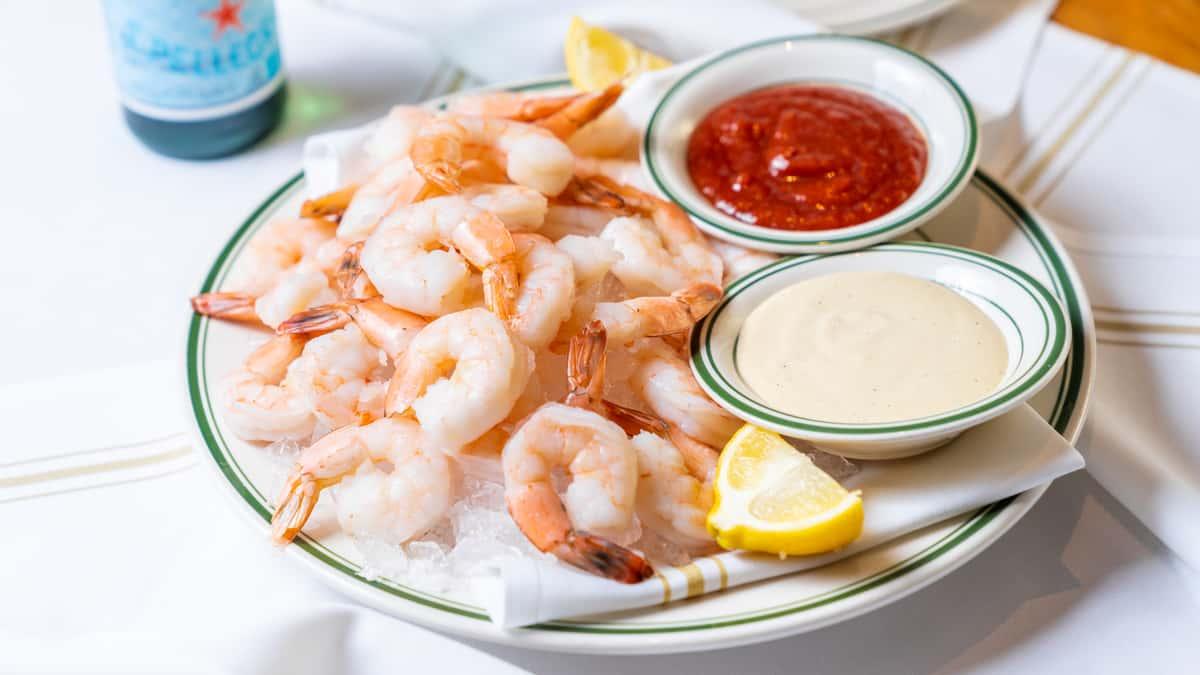 Gulf Shrimp Platter