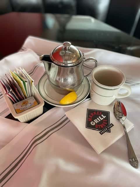 Assorted Numi Tea