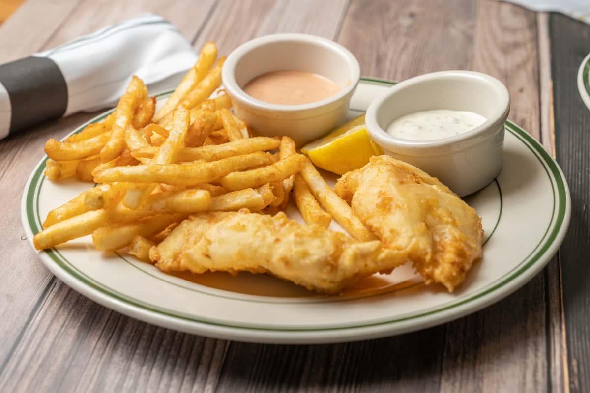 Kid's Fish 'n' Chips