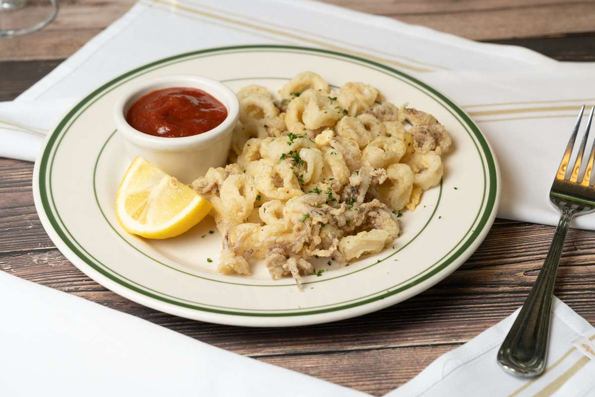 Crispy Fried Outer Banks Calamari