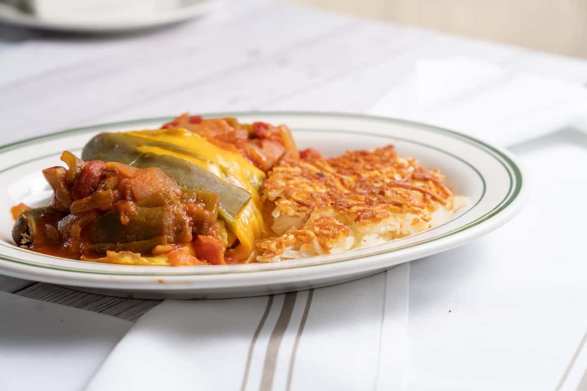 Market Street Grill Omelet