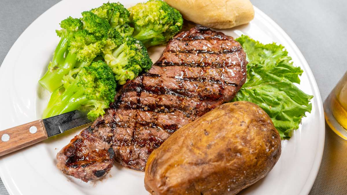 Center-Cut Strip Steak