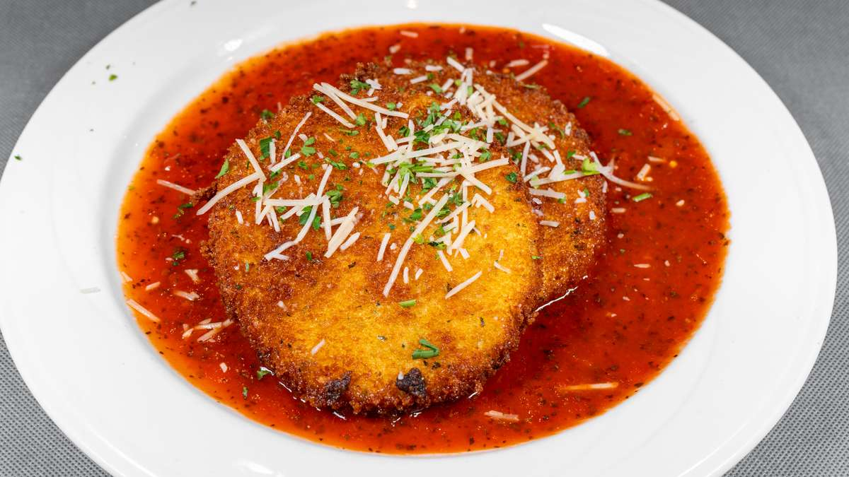 Fried Provolone