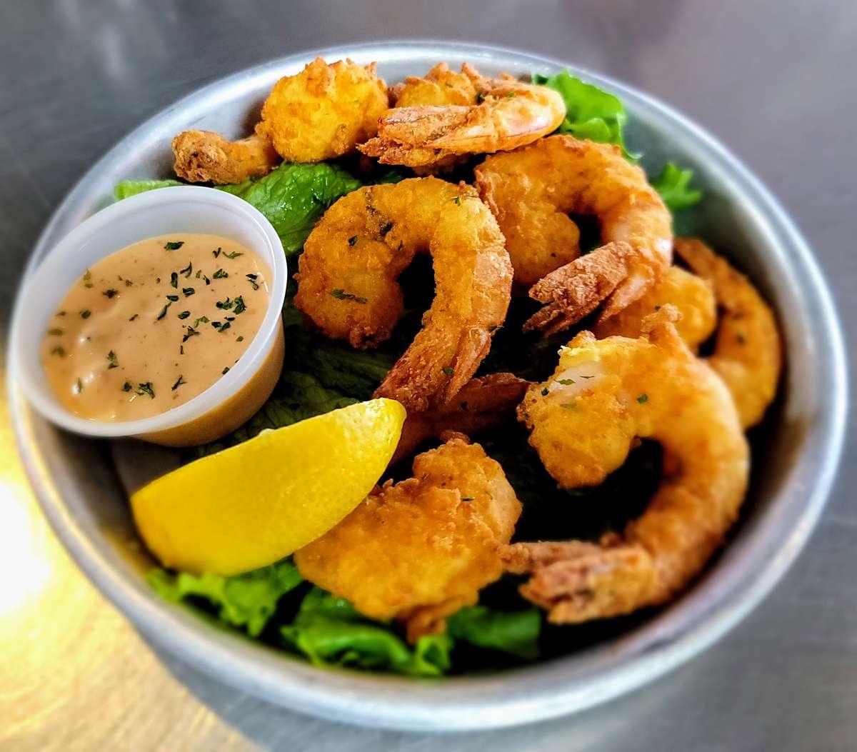 Boom Boom Shrimp Appetizer