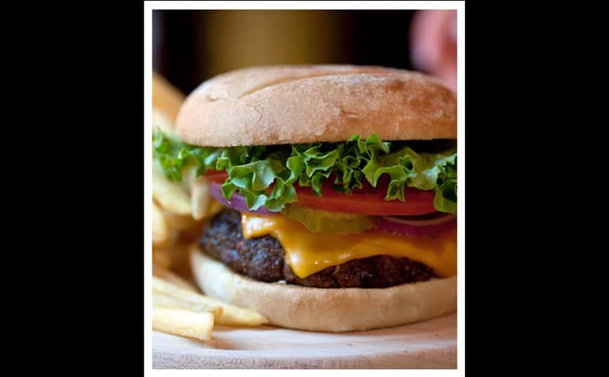 Classic Burger*