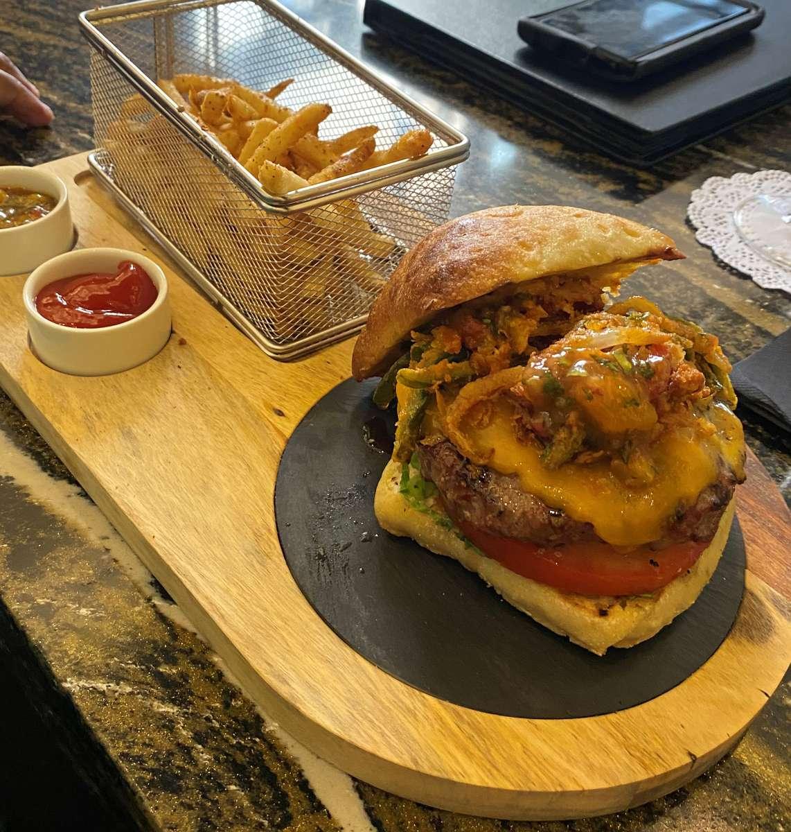 Bahji Burger