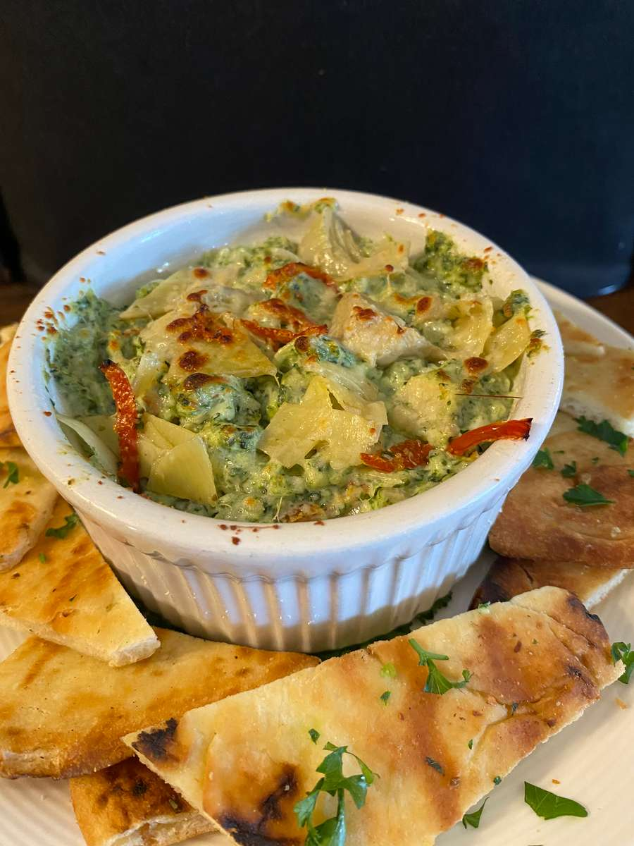 A Spin On Your Dip