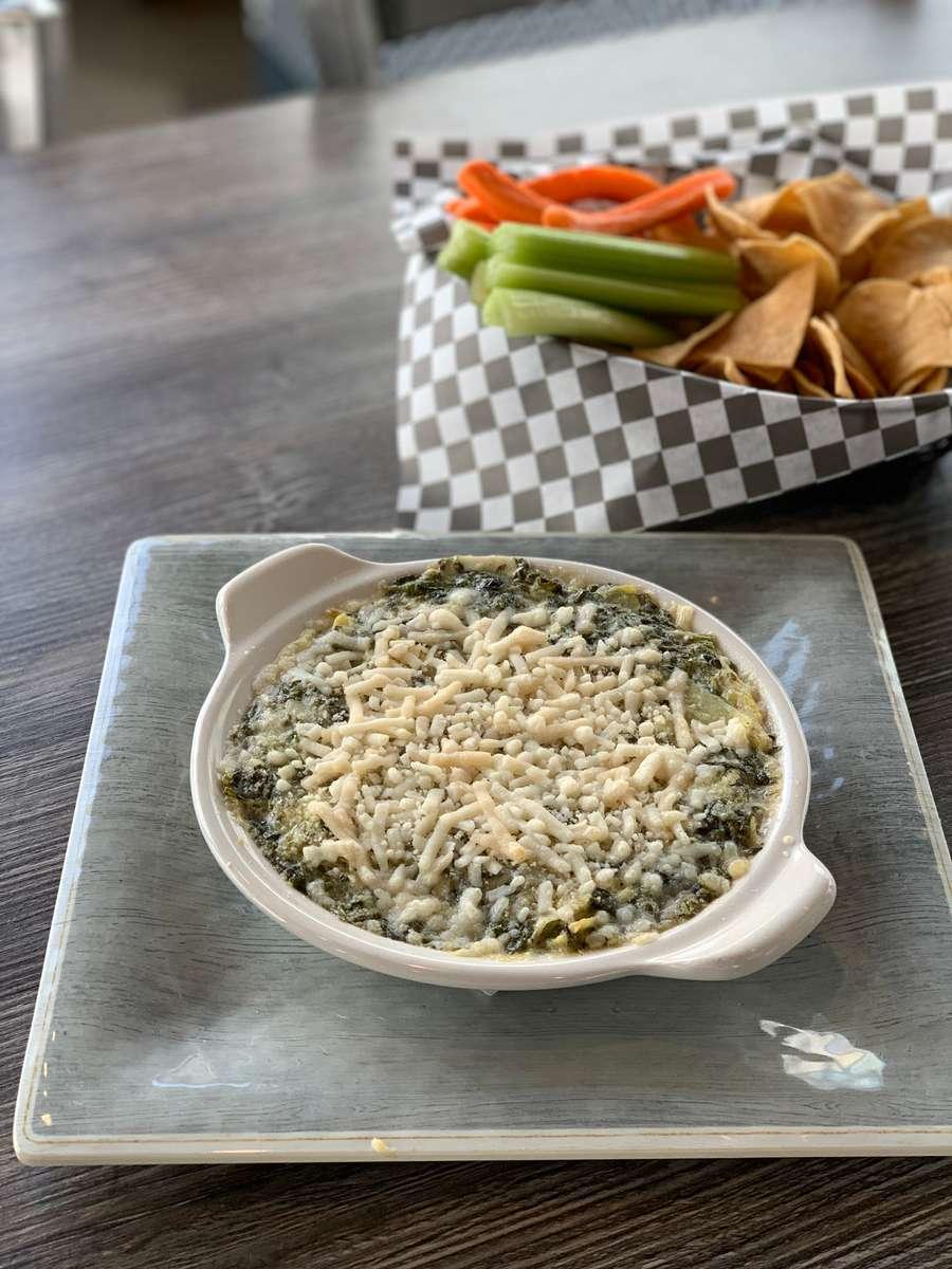 Spinach Artichoke Dip
