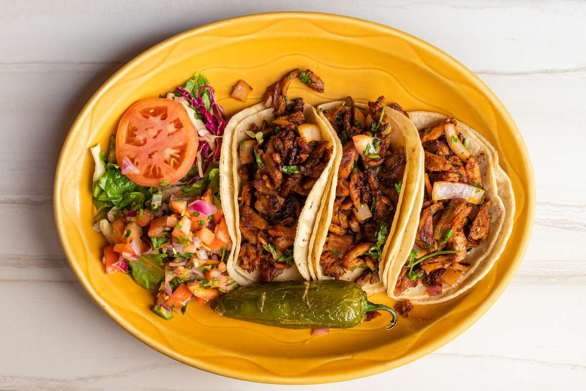 Tacos Al Carbon Plate