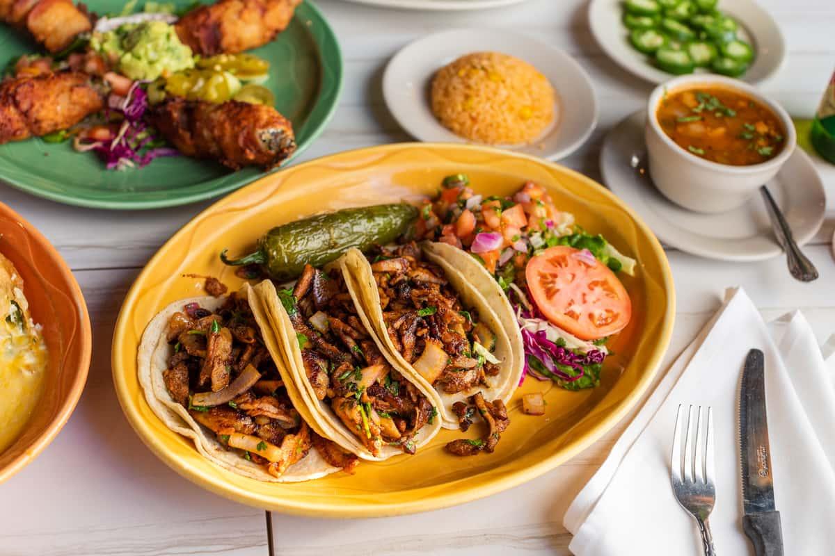 12. Tacos Al Pastor