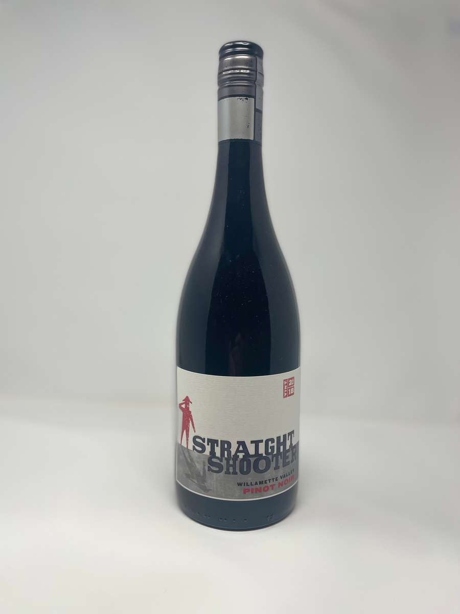 Pinot Noir, Straight Shooter, Willamette Valley, Oregon