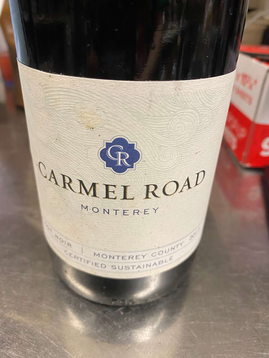 CERTIFIED SUSTAINABLE Carmel Road PINOT NOIR