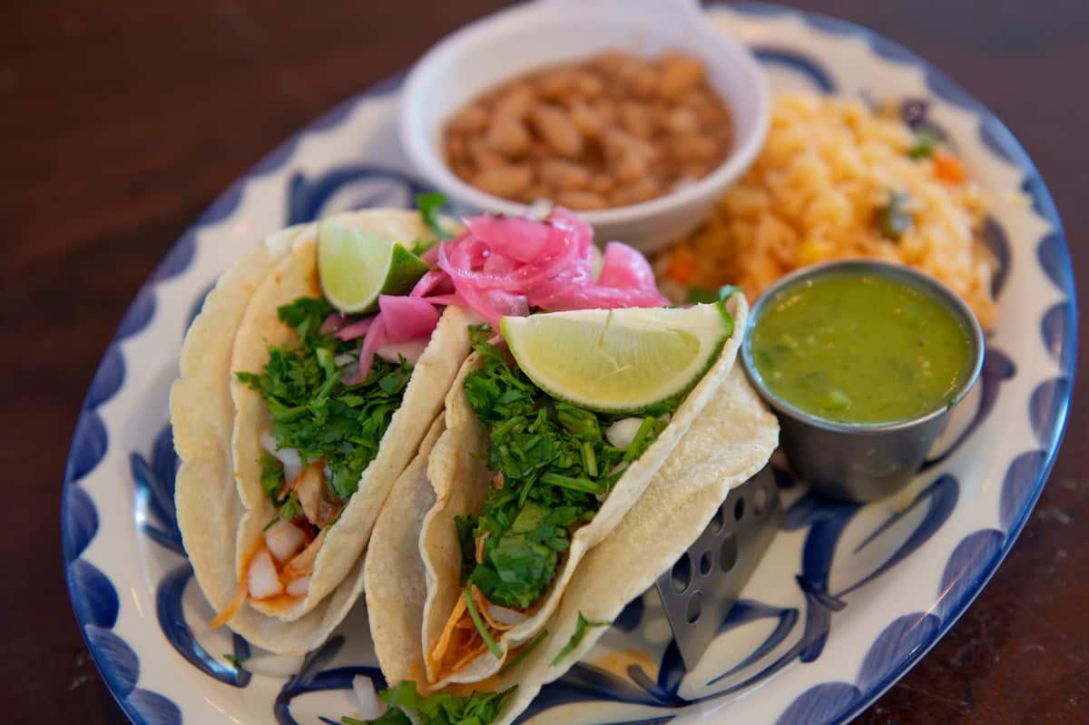 Tacos de la Calle
