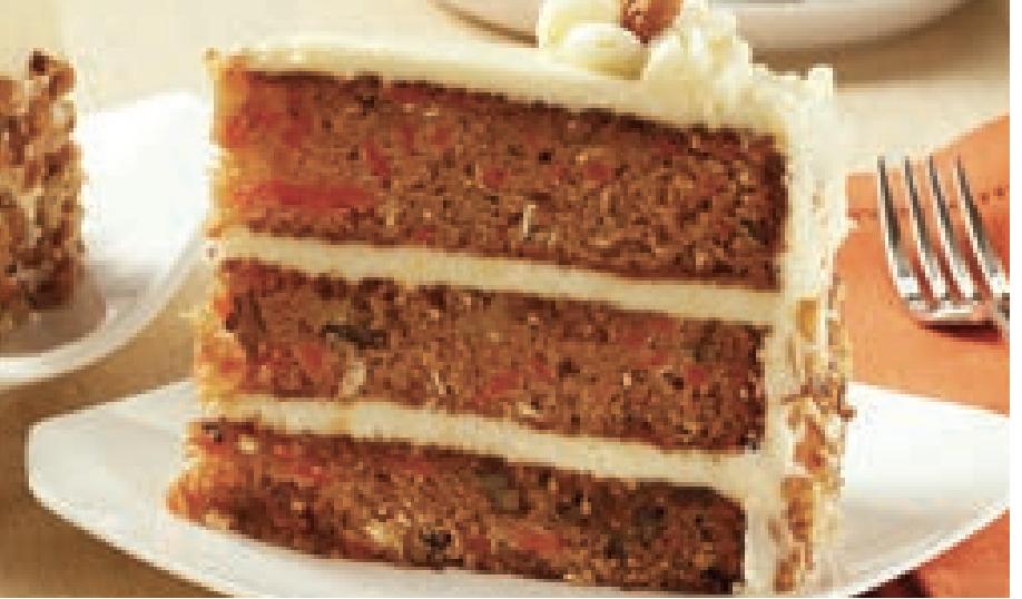 Premium Gourmet Carrot Cake