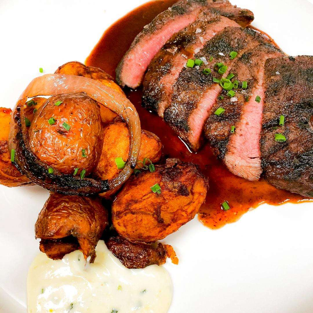 Prime Heritage Flat Iron Steak