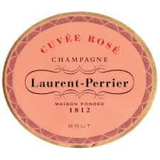 Laurent Perrier, Brut Rose, Epernay France NV