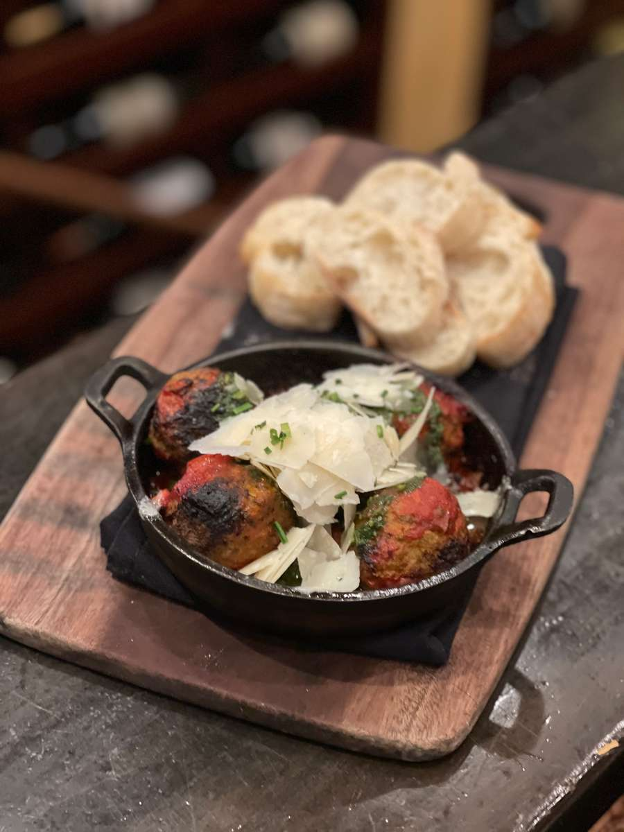 Country Meatballs