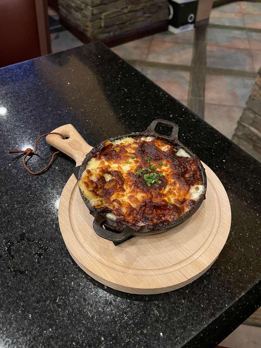 Truffle Mac n' Cheese