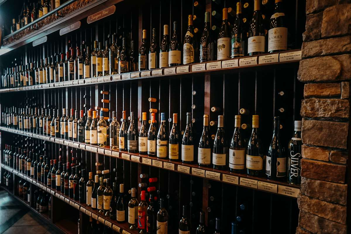 The Wine Room On Park Ave