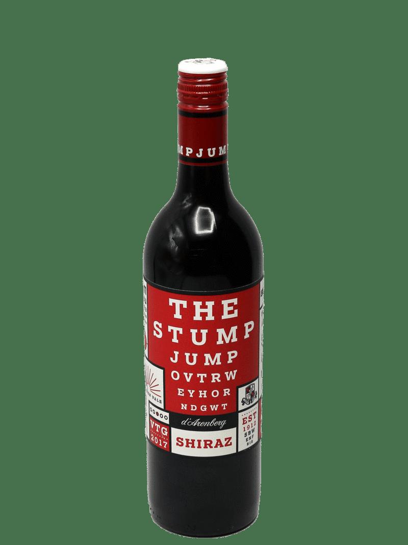 d'Arenberg Stump Jump Shiraz