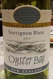 Oyster Bay, Sauvignon Blanc, Marlborough NZ '19