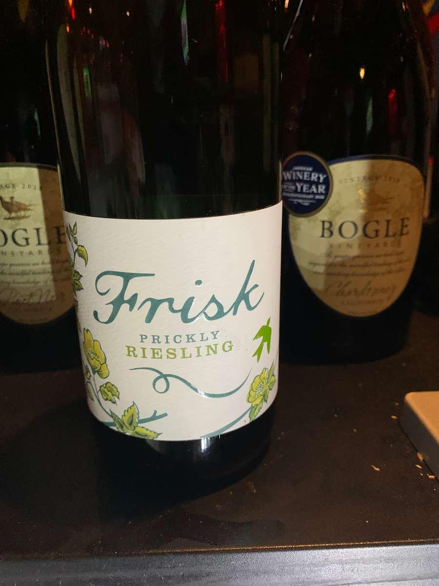 Riesling - Frisk, AU 2018
