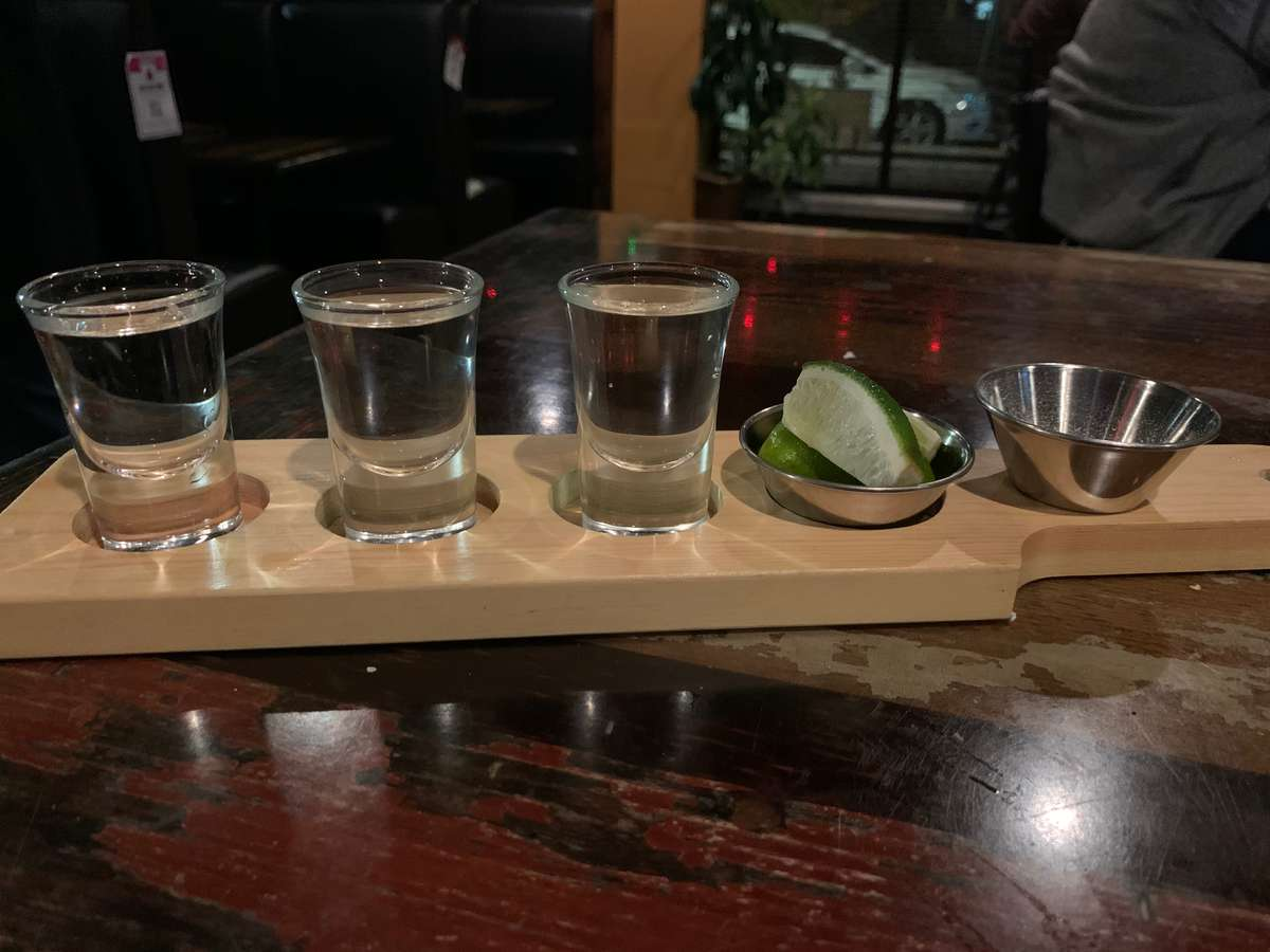 El Viejo Tequila