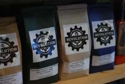 Revolution Coffee Roasters
