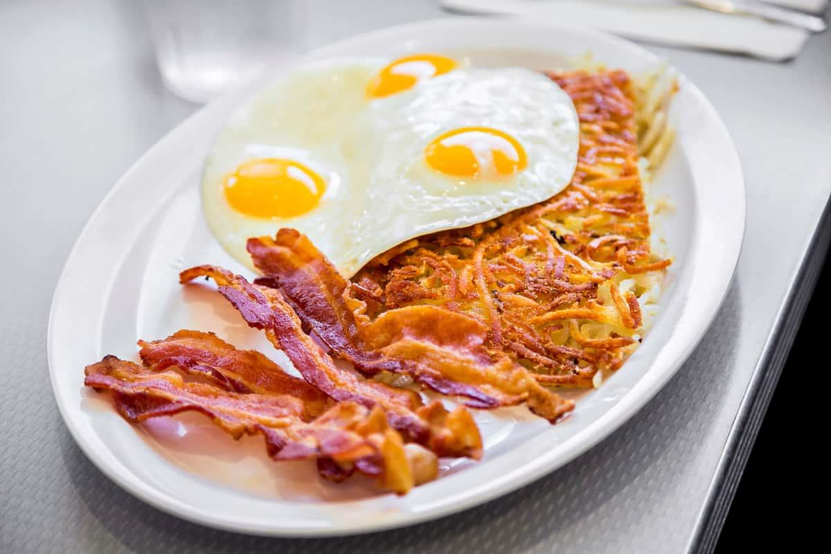 Bacon & Egg Specials