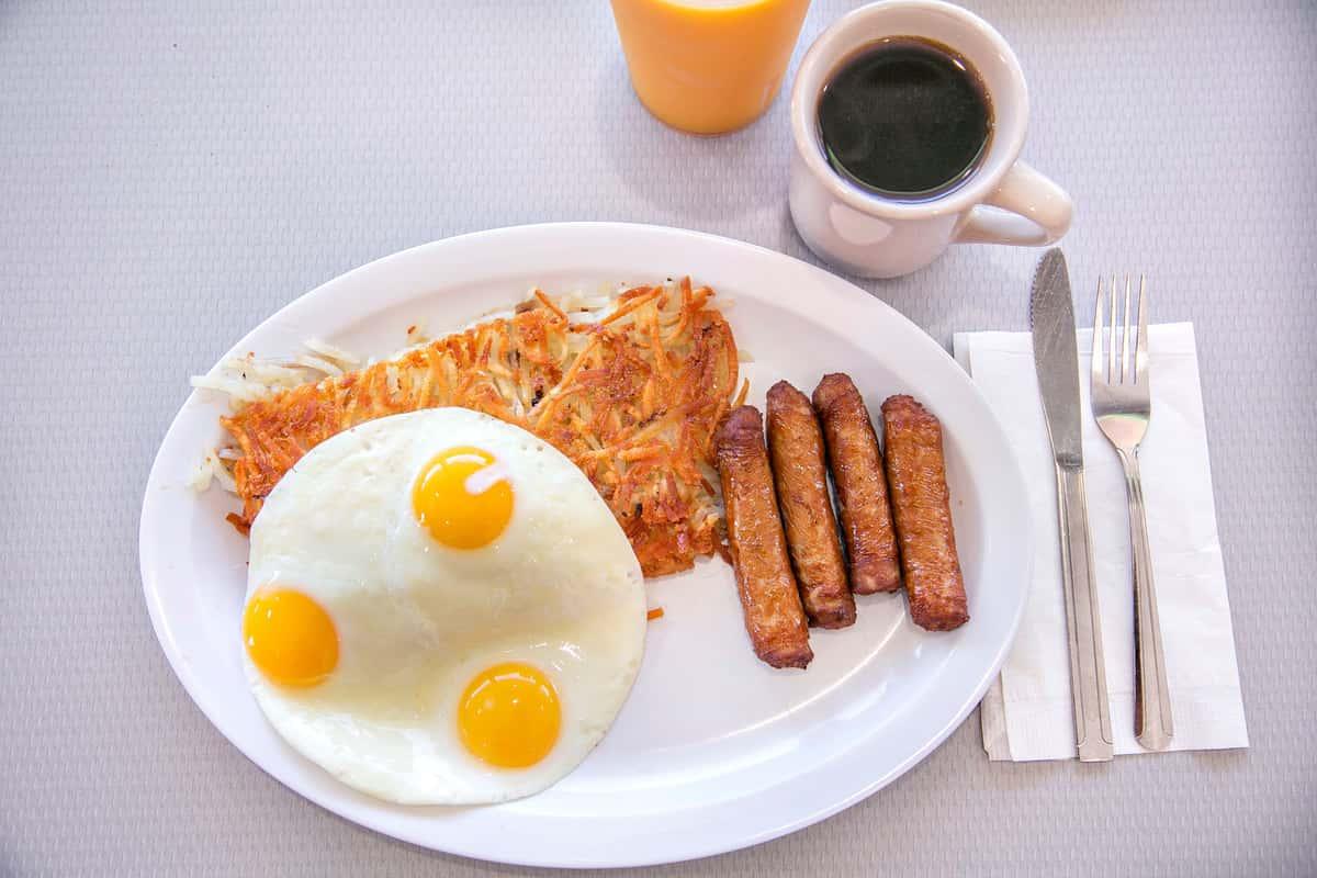 Sausage & Egg Special