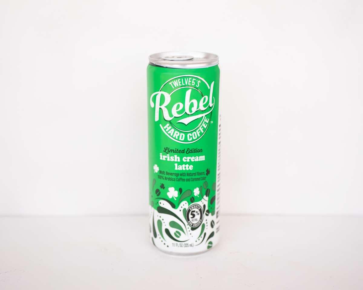 Twelve5's Rebel Hard Coffeee