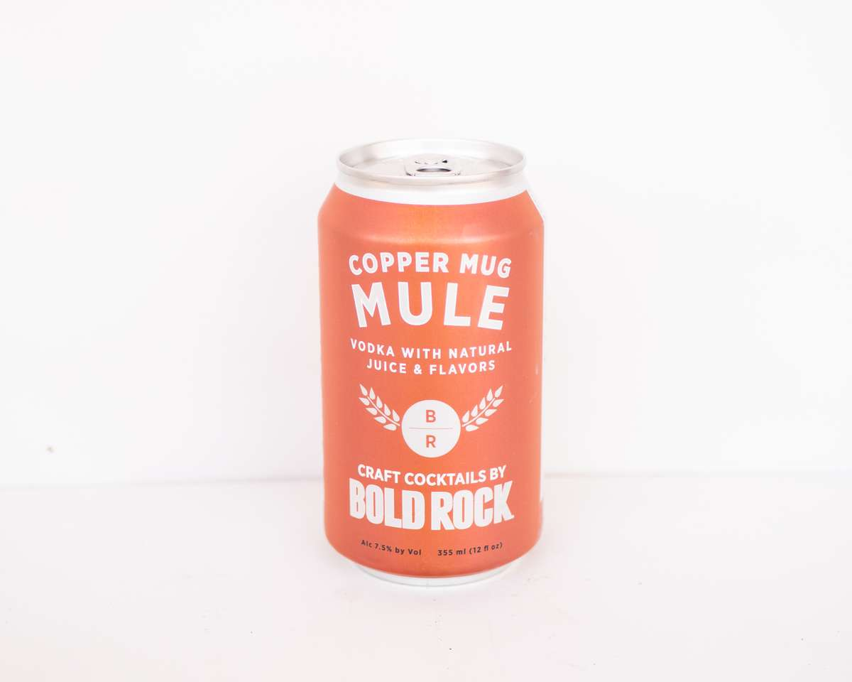 Copper Can Moscow Mule