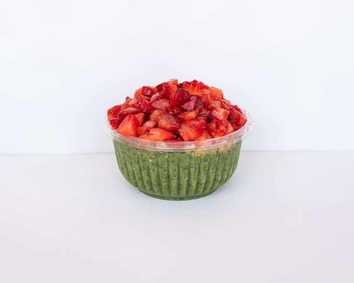 Chia Berry Bowl