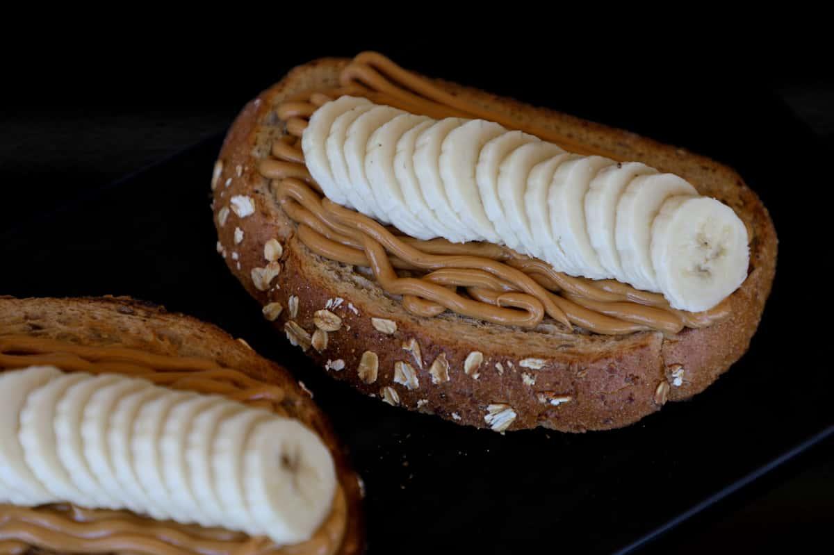 Toast & Banana