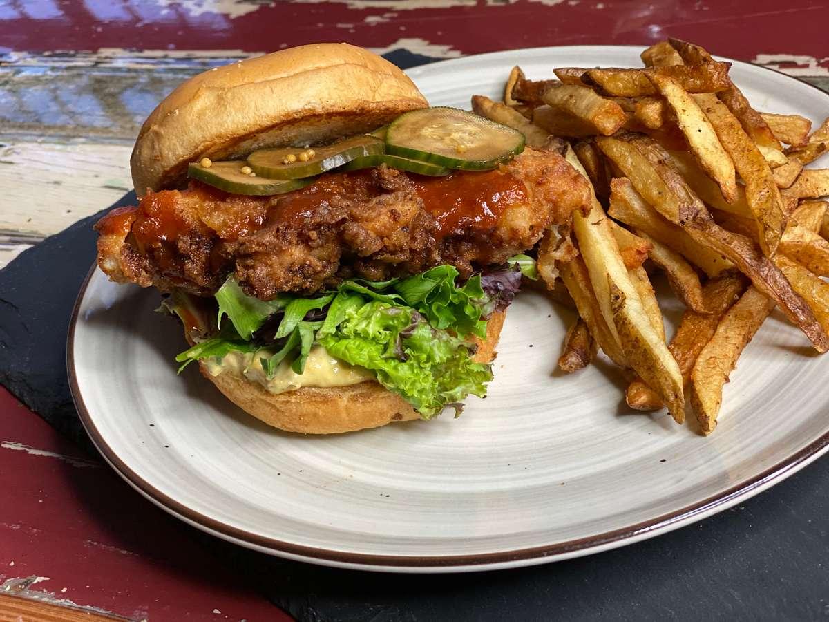 Fried Chicken Sandwich*