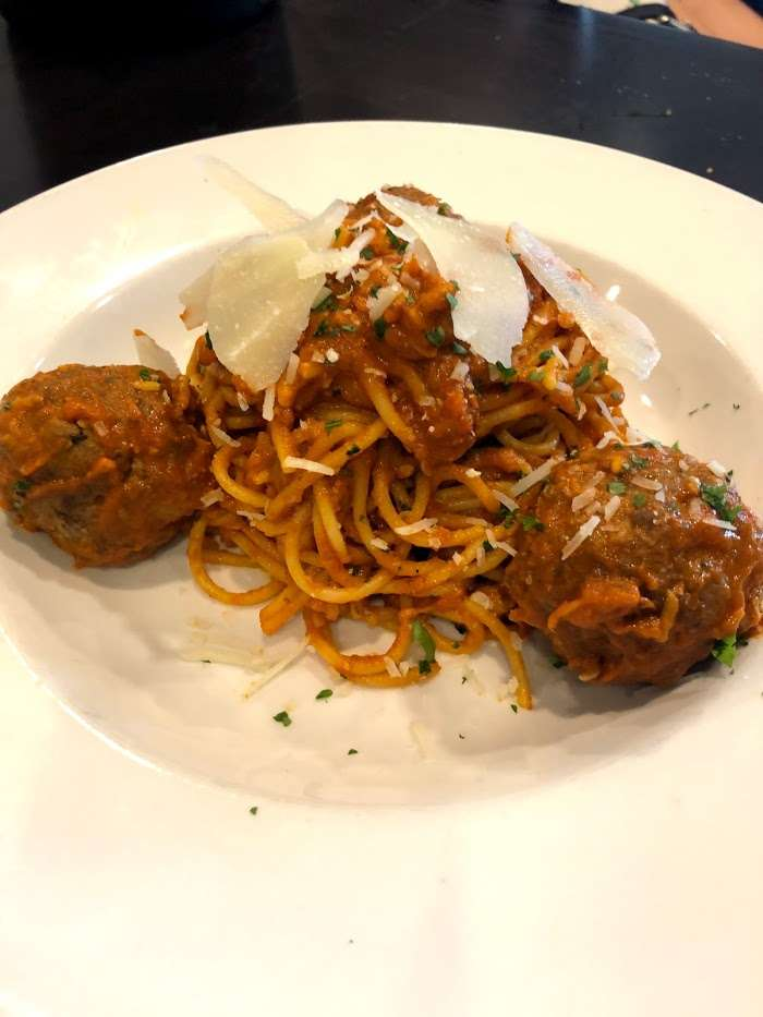 Spaghetti & Meatballs